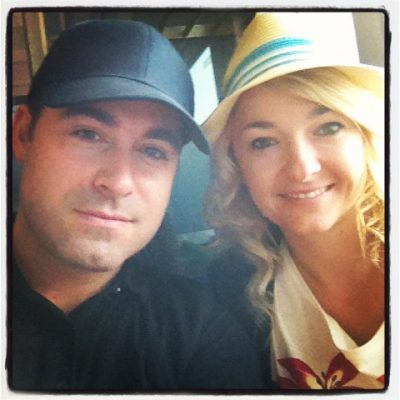 Tina und Matthias Eckert in Uganda