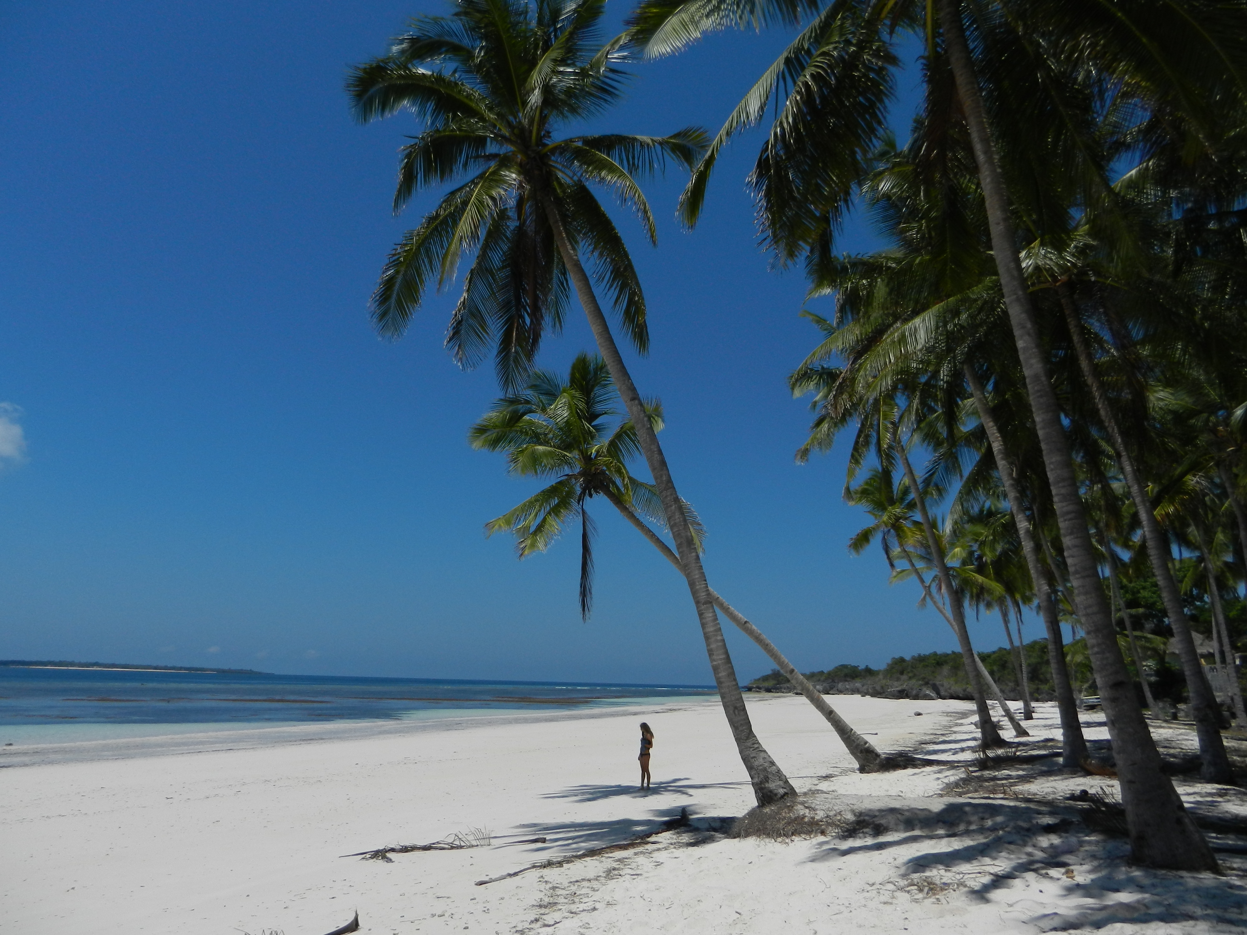 Traumstrand in Süd-Sulawesi