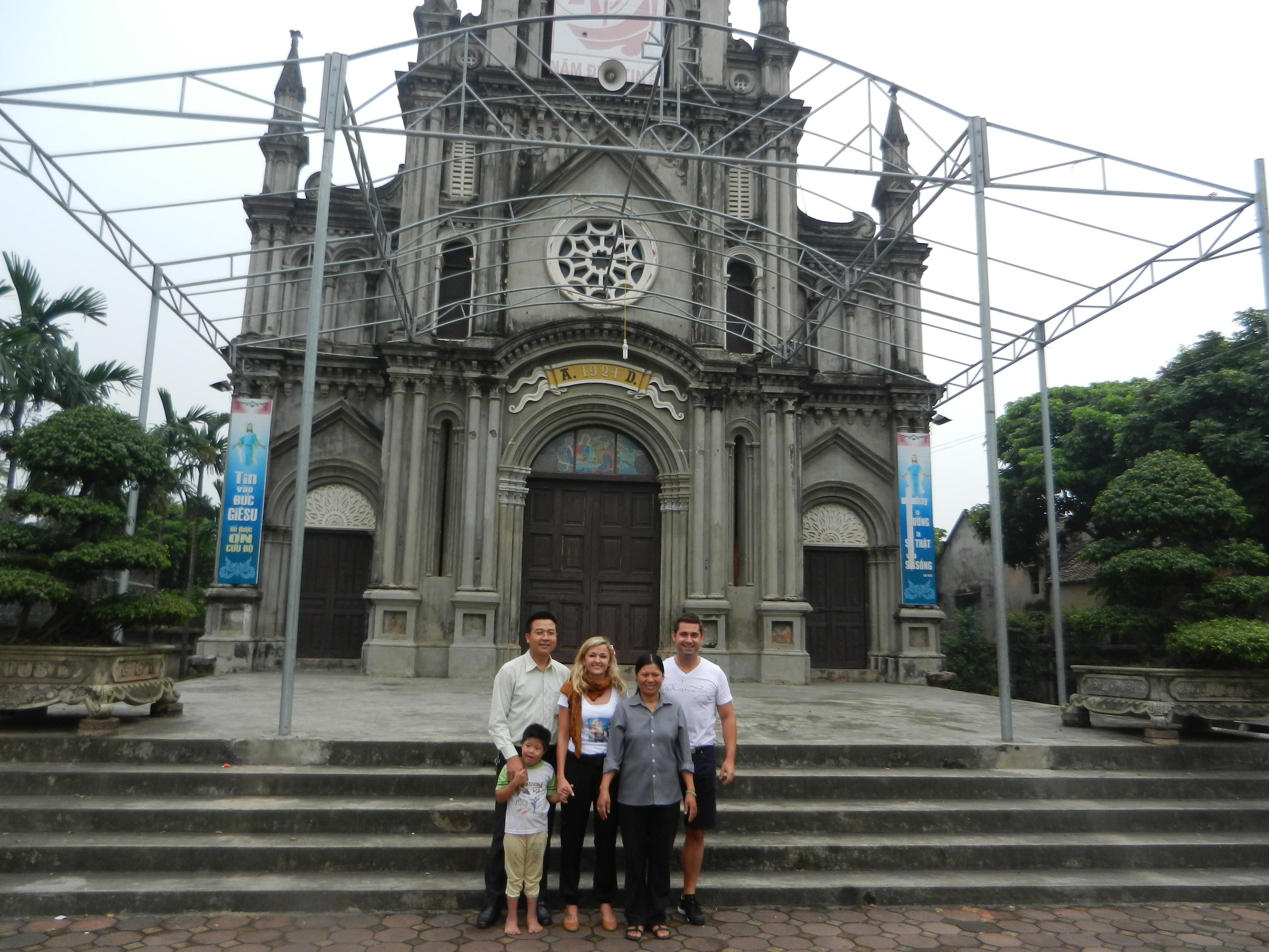 Projekt für behinderte Kinder Vietnam