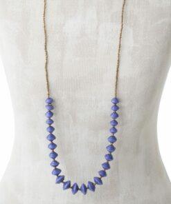 KALiARE-Kette Modell Sylivia in der Farbe Violett
