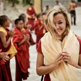 Karmalaya_Kloster-Voluntour Nepal2