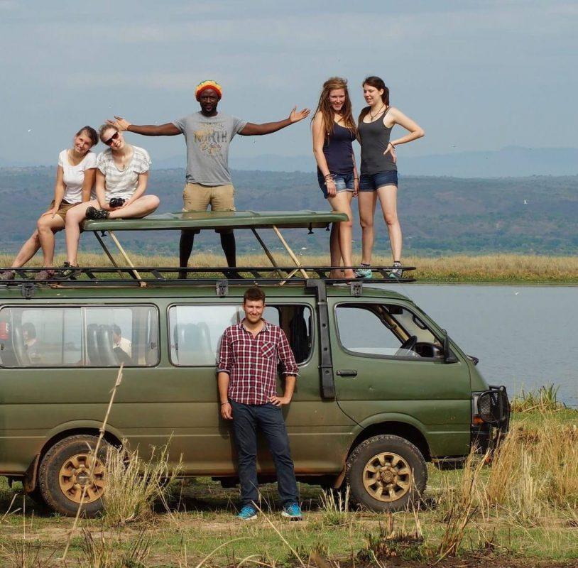 Safari Uganda_Karmalaya_Hille
