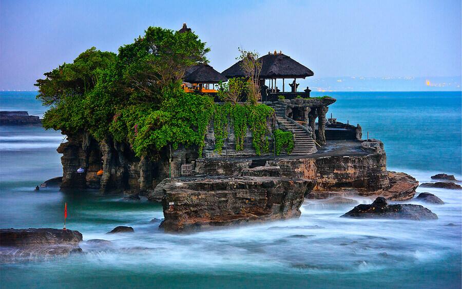 Tanah Lot Tempel auf Bali