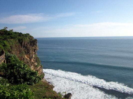 Blick aufs Meer