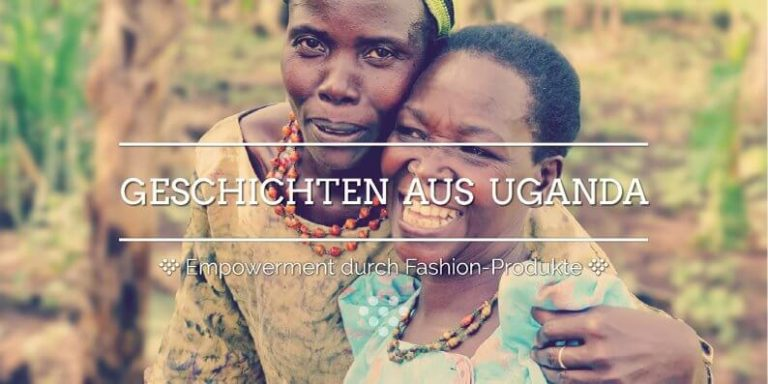 Zwei KALiARE-Mitarbeiterinnen aus Uganda