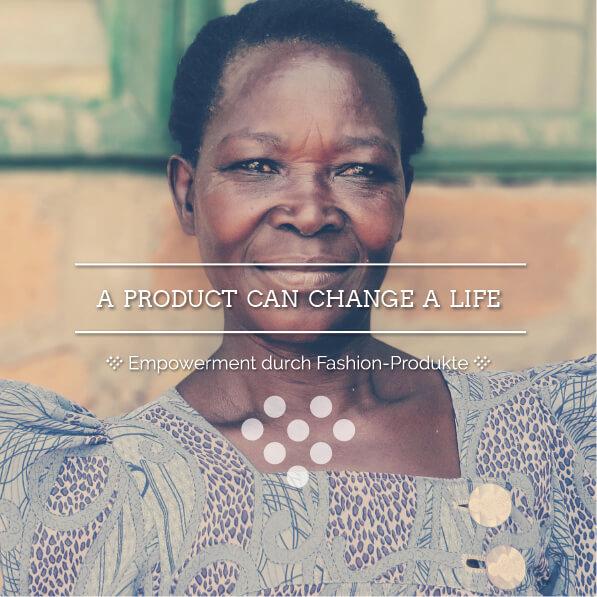 KALiARE-Mitarbeiterin Margret aus Uganda