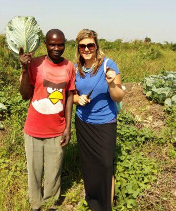Farming in Uganda