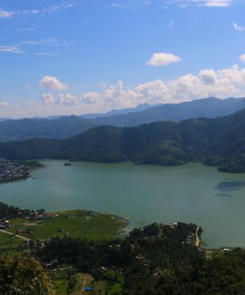 Phewa-See in Pokhara