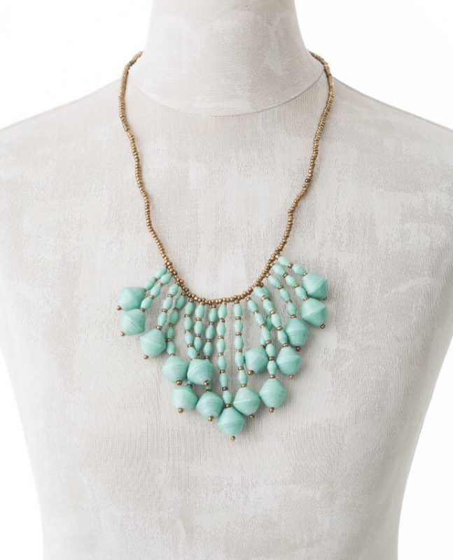 KALiARE-Kette Modell Mary in der Farbe Mint