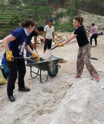 Karmalaya Bau-Workcamp Nepal