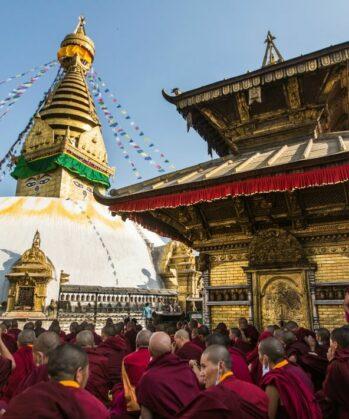 Impressionen aus Kathmandu