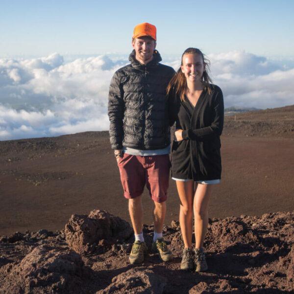 Philipp & Melanie auf Weltreise - Stopp Hawaii