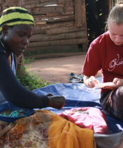 Mitarbeit als Volontär im Frauenprojekt Kaliare in Uganda