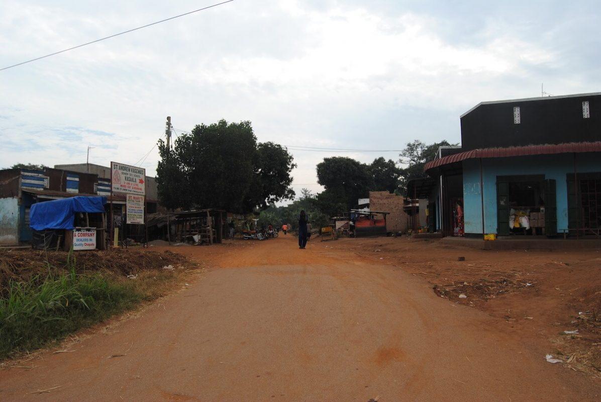 Umgebung im Karmalaya Volunteering-Projektdorf Luweero