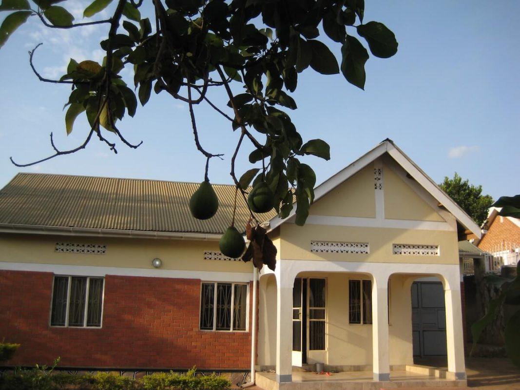 Karmalaya Volontärhaus in der Hauptstadt Kampala