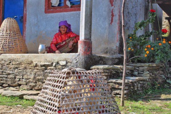 Zu Gast bei Bergbauern im Himalaya