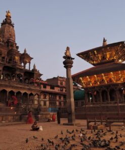 Durbar Square in Patan, Nepal